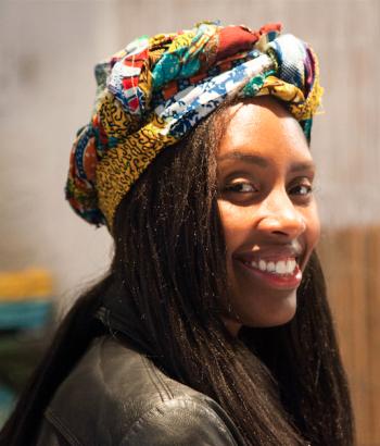 Tanita Ojo-Baptiste, Senior Production Trainer