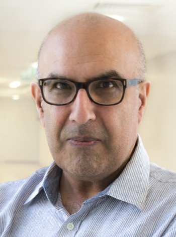 Waseem Mahmood, Chair of Trustees